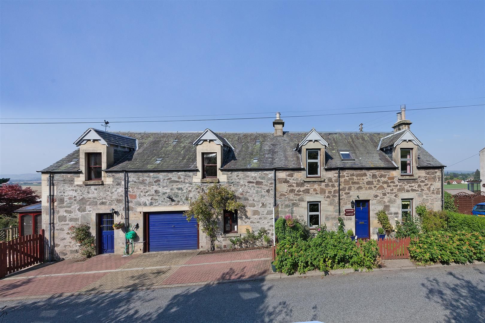 Earnview Cottage,Glenfoot, Abernethy, Perthshire, PH2 9LS, UK